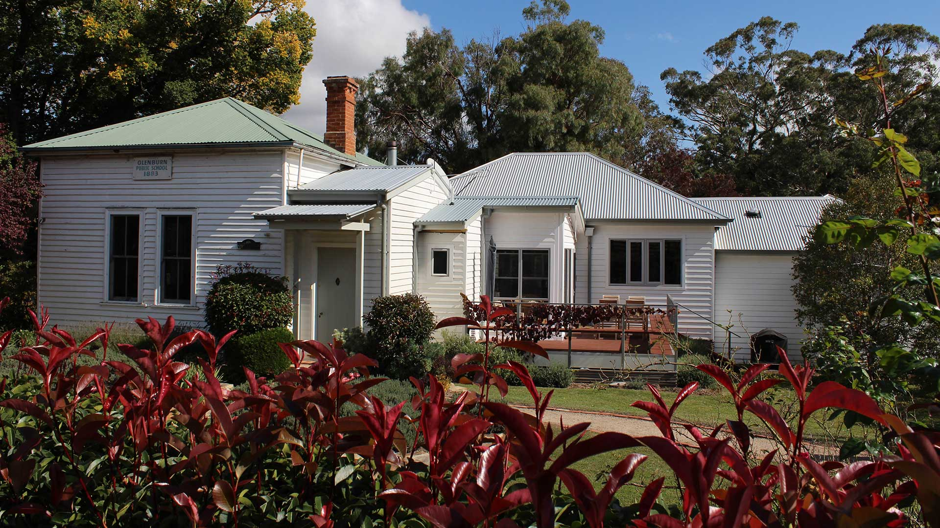 Accommodation - Glenburn House | Visit Oberon Australia