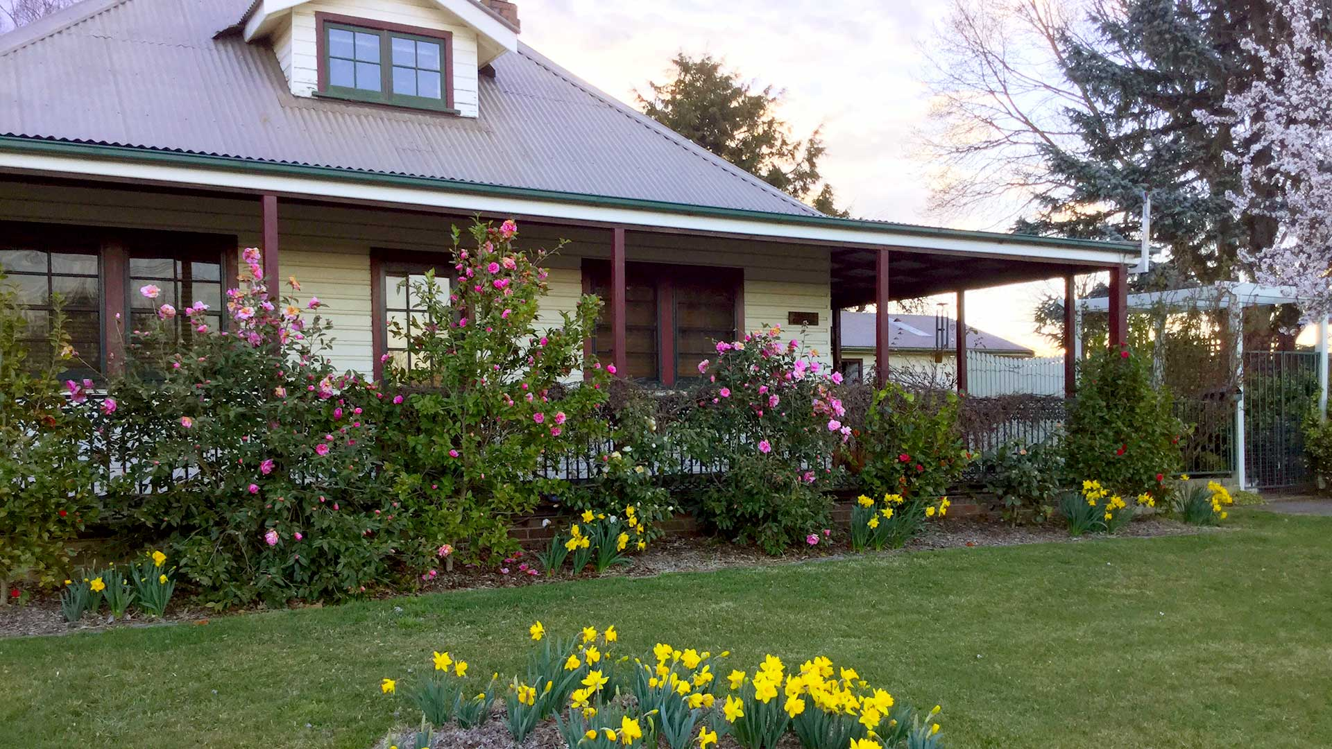 Accommodation - Tally's Cottage Homestay | Vist Oberon