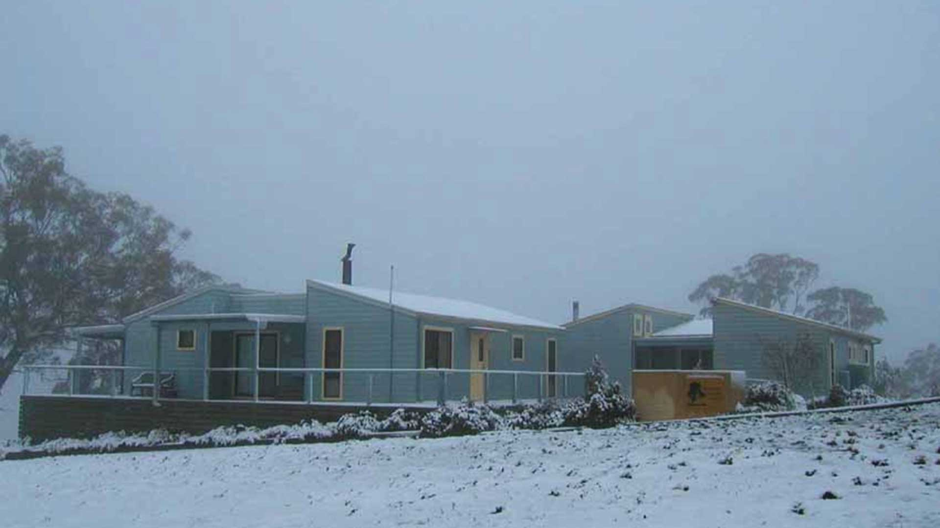 Accommodation - Yellowbox Country Cabins | Visit Oberon