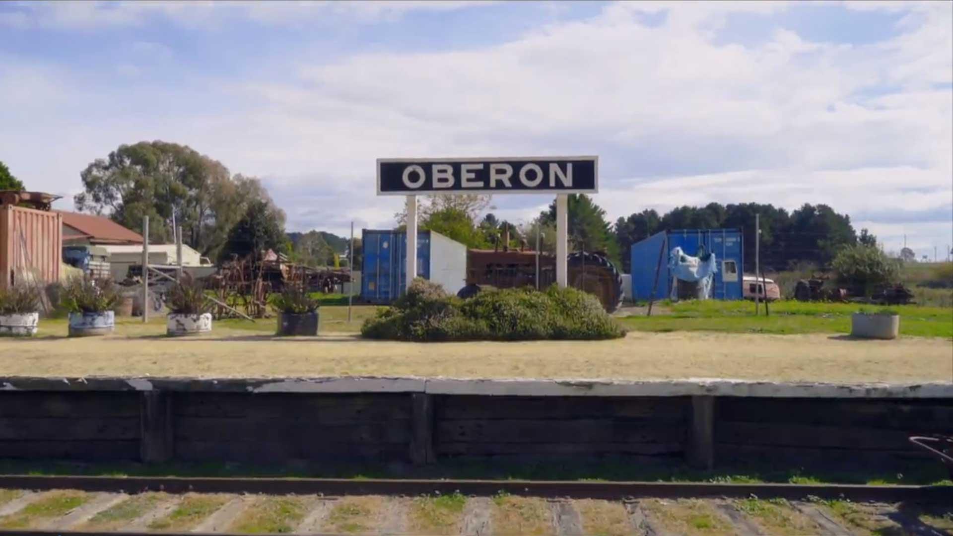 Oberon Train Station | Visit Oberon