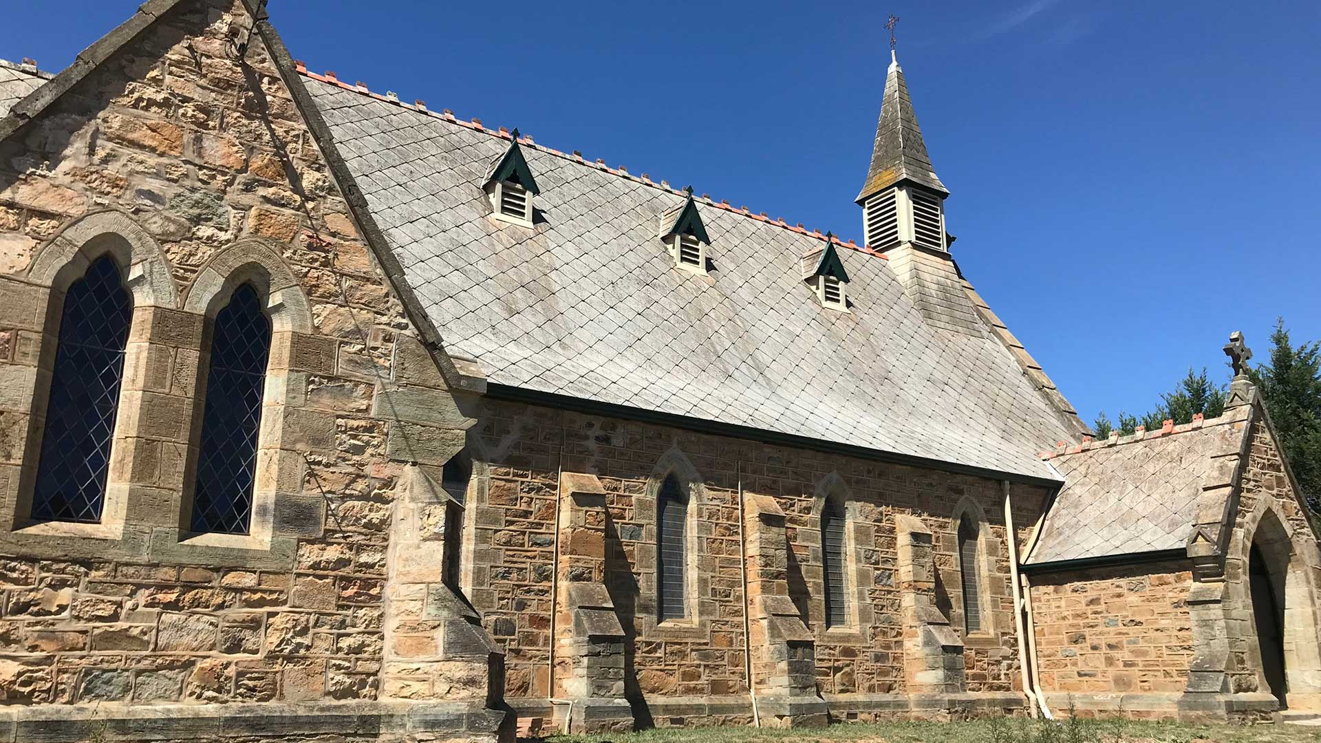 About - Historic Churches | Visit Oberon