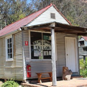 About - Villages - Yerranderie General Store | Visit Oberon