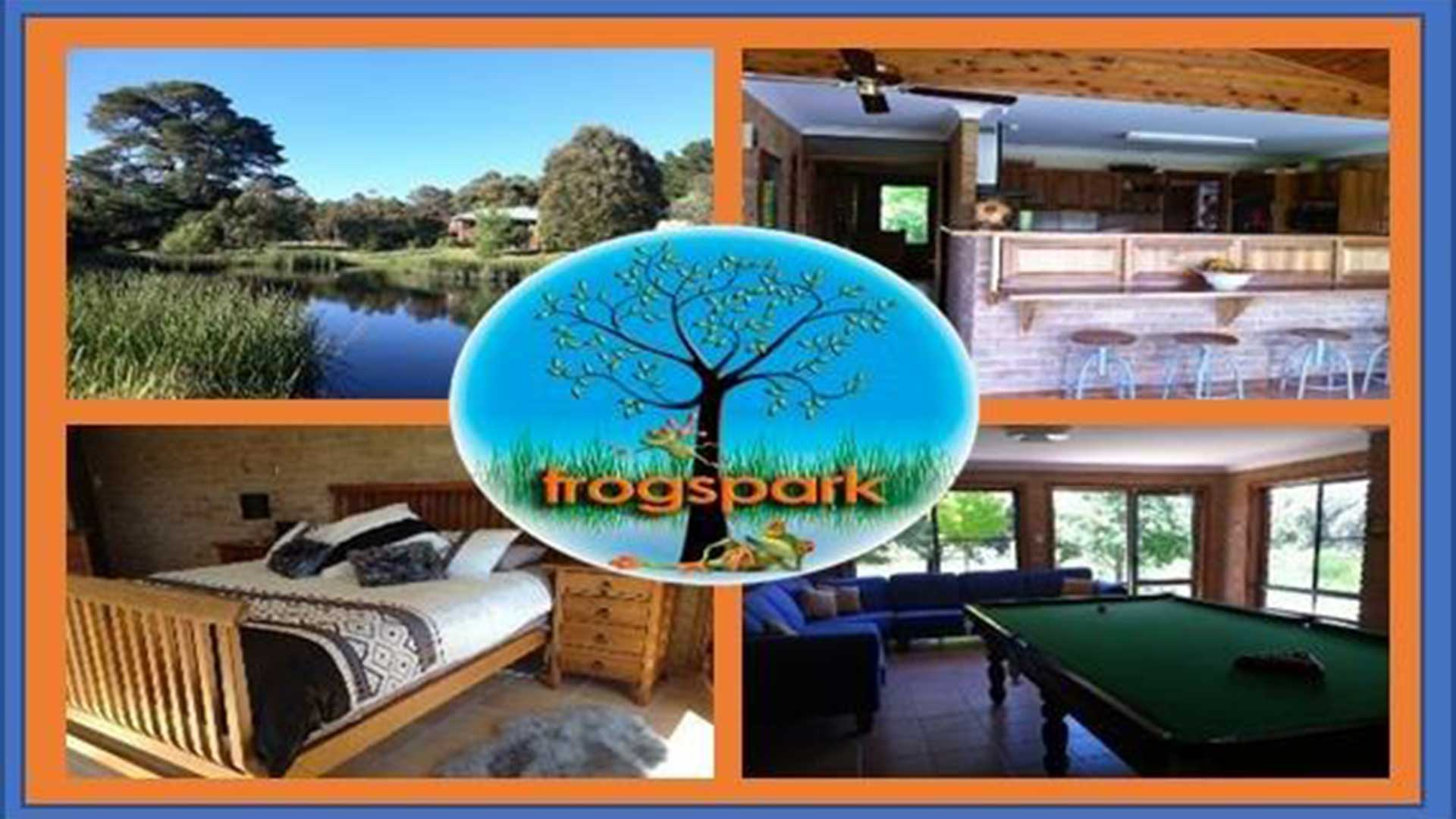 Accommodation - Frogspark | Visit Oberon