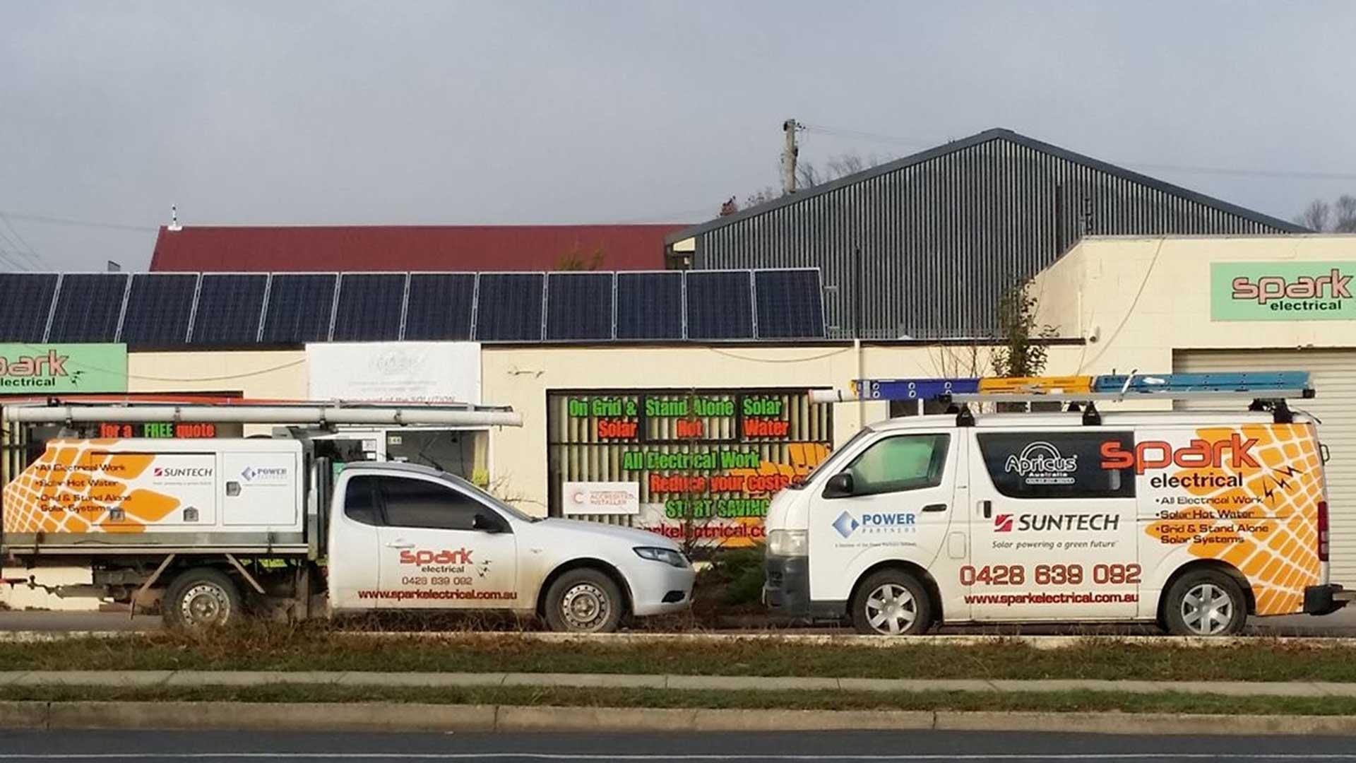 Business - Spark Electrical Oberon | Visit Oberon