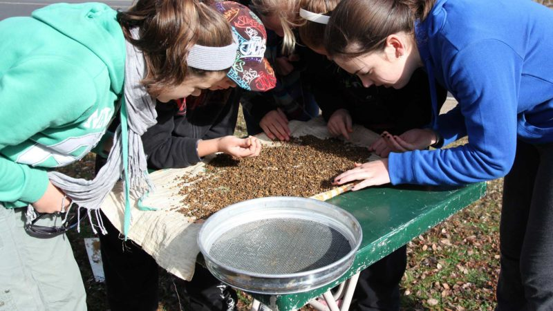 Discover - Fossicking with Girls | Visit Oberon