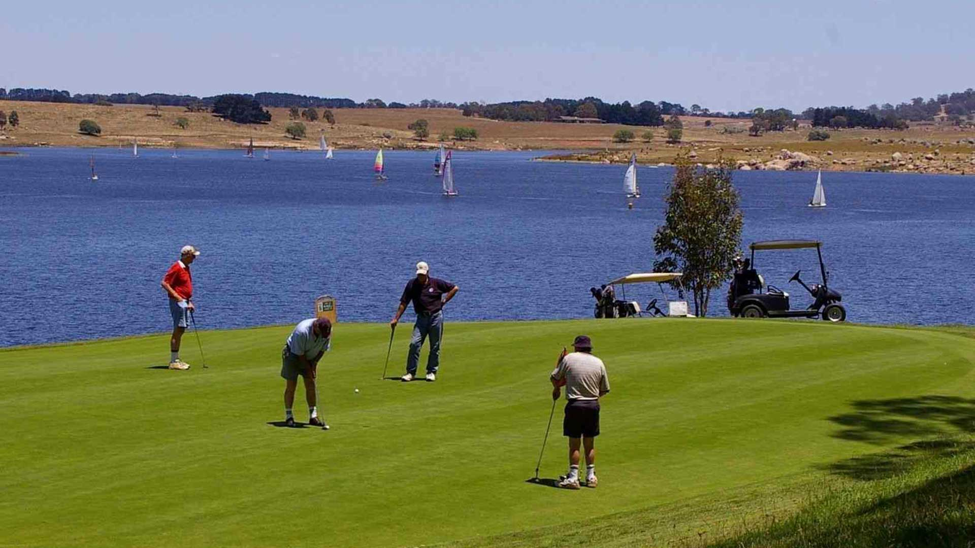 Sports - Oberon Golf Course | Visit Oberon