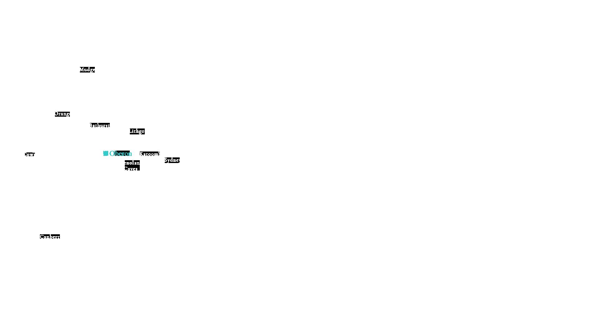 Oberon Map - Overlay | Visit Oberon